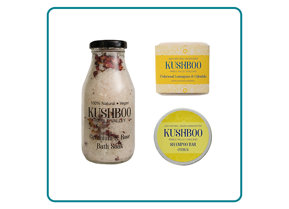 Kushboo Soap Collection