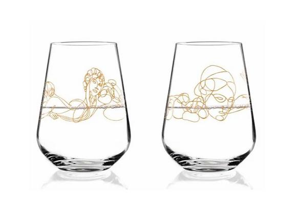 Set of Wine Glasses