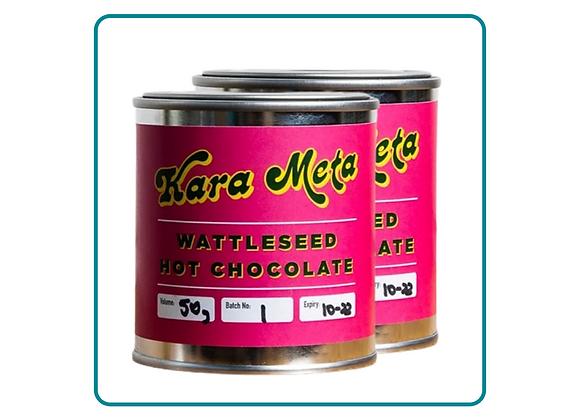 Wattleseed Hot Chocolate: 2 Tins