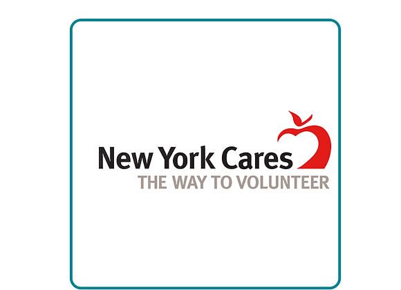 Donate to New York Cares