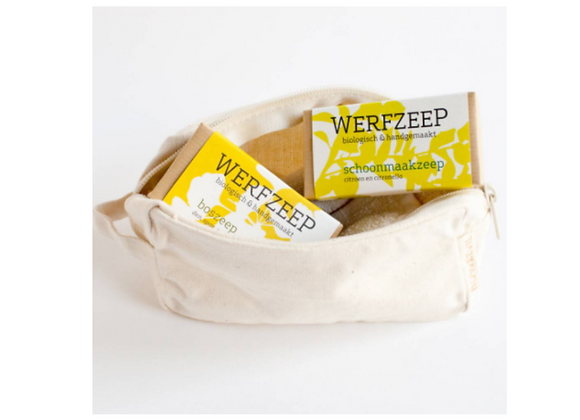 Eco-Friendly Wash Bag Set