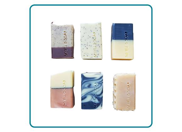 Soap Collection & Lip Balm
