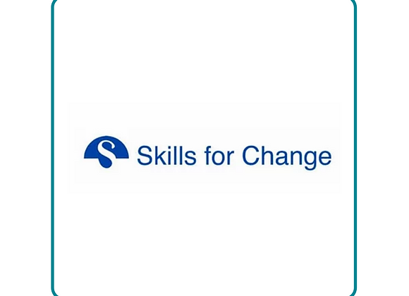 Donate to Skills For Change
