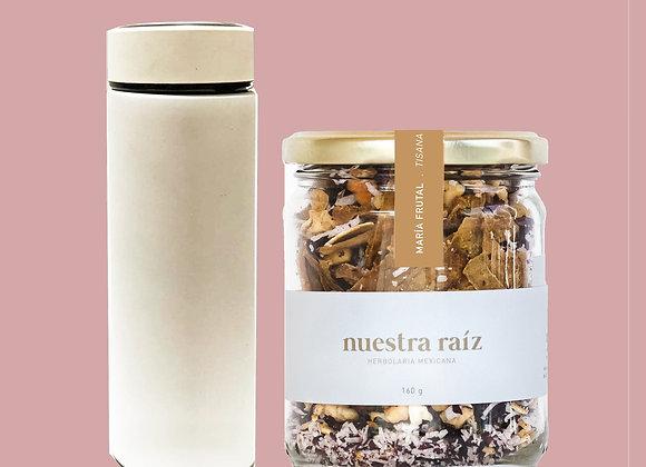 Infuser and Herbal Tea Kit