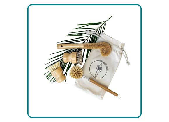 Sustainable Kitchen Cleaning Kit