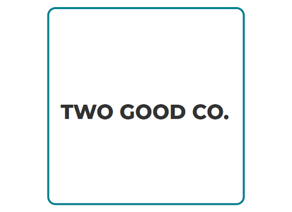 Donate to Two Good Co.