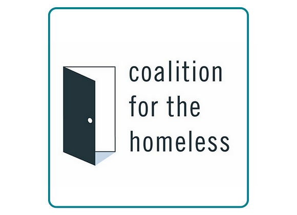 Donate to Coalition for the Homeless