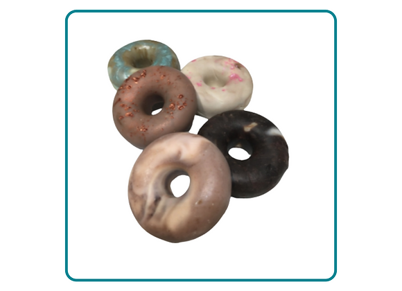 Donut-Shaped Soap Gift Box