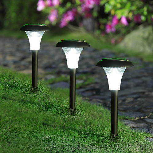 Outdoor Solar Pathway Lights Twinkle star 10 pcs outdoor solar garden lightssolar pathway lights renewable energy made with high quality solar panel 100 renewable energy when getting direct and enough sunlight the light will be turned on workwithnaturefo