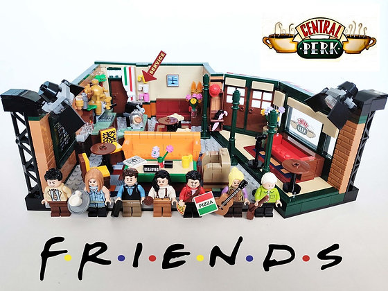 LEPIN J12001  Friends Central Perk
