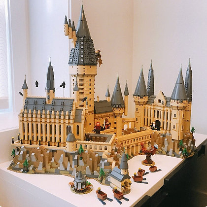 Lepin 16060 Harry Potter Hogwarts Castle compatible lego 71043