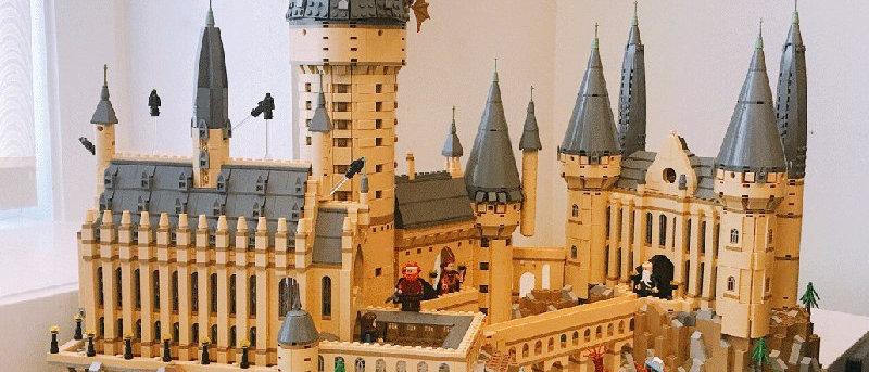 Lepin 16060 Harry Potter Hogwarts Castle compatible lego 71043