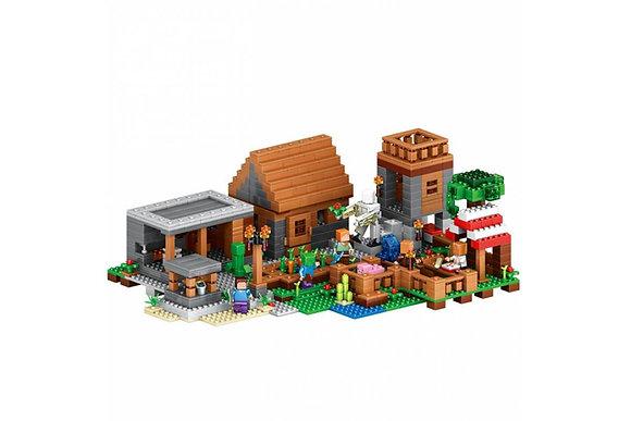 Minecraft The Village