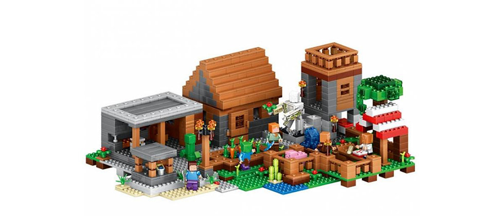Minecraft The Village