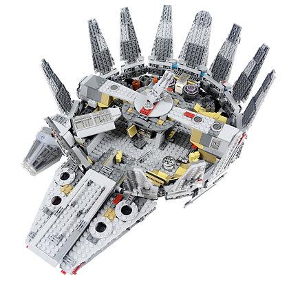 Star Wars Millennium Falcon LEPIN 05007 compatible LEGO 75105