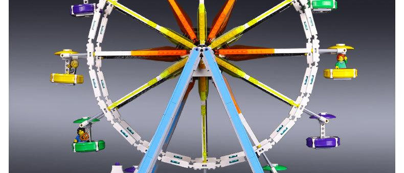 LEPIN 15012 Creator Ferris Wheel LEGO 10247