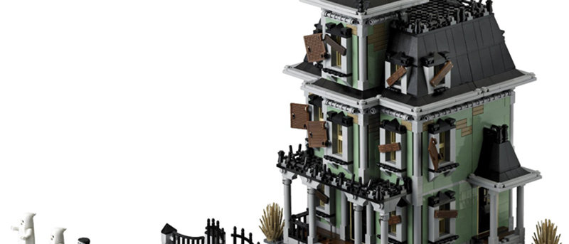 Haunted House 10228 Compatible 16007