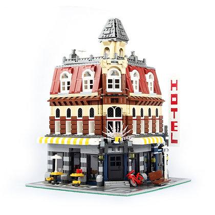 Compatible LEGO 10182