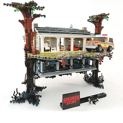 compatible LEGO  75810