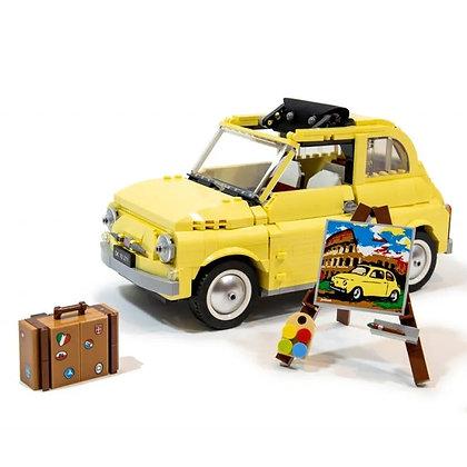 Fiat 500 CREATOR 2021 compatible LEGO 10271
