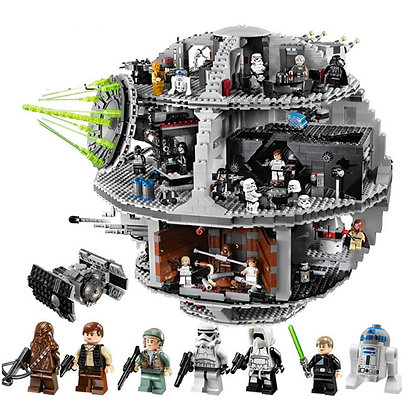 LEPIN Star Wars 05035 Death Star Compatible LEGO 10188