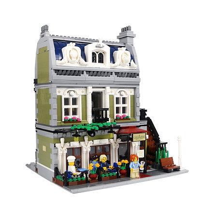 LEPIN 15010 Creator Parisian Restaurant LEGO 10243