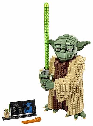 Star Wars YODA KING 81099 compatible LEGO 75255 building blocks