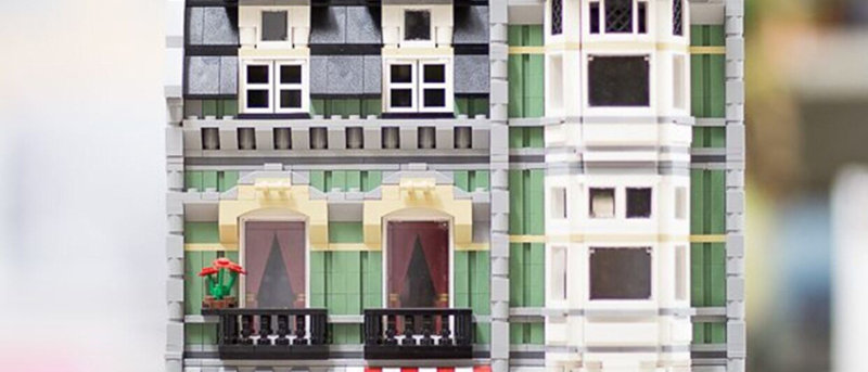 LEPIN 15008 CREATOR GREEN GROCER LEGO 10185(Retired))
