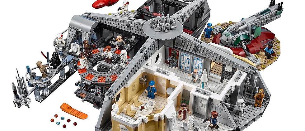 LEPIN Star Wars Betrayal at Cloud City 05151