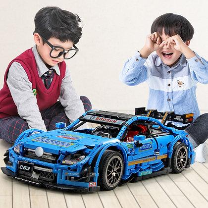 MOC 13073 Mercedes-Benz AMG C63 DTM Lego Technic MOC-6687