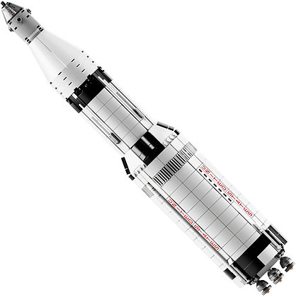 LEPIN 37003 NASA The Apollo Saturn V