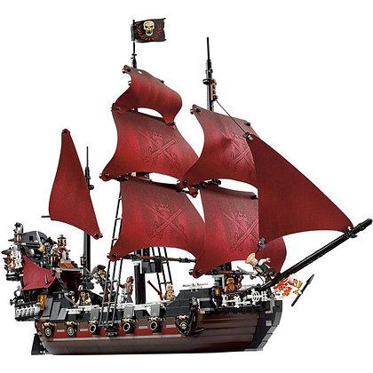 LEPIN 16009 Queen Anne's Revenge Compatible LEGO 4195