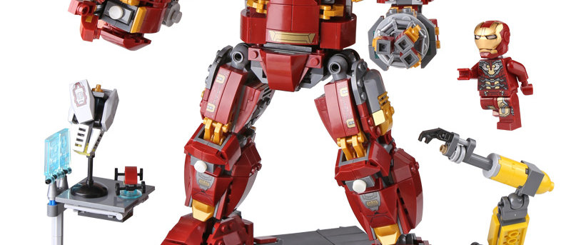 The Hulkbuster: Ultron Edition 76105 Compatible 07101