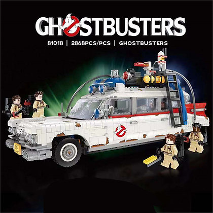 Ghostbusters ECTO-1 81018 compatible LEGO 10274