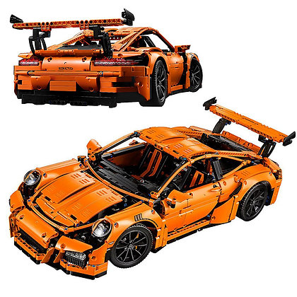 Technic Porsche 911 GT3 RS LEPIN 20001 compatible with LEGO 42056