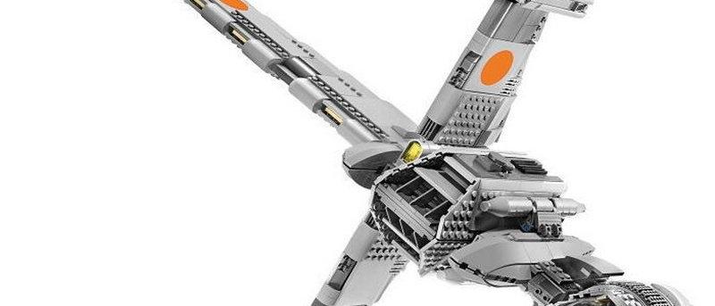 Star Wars B-Wing Starfighter