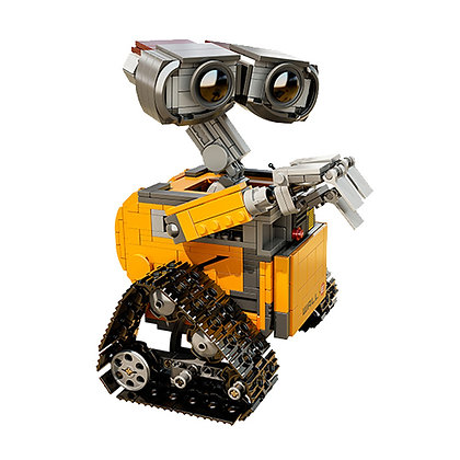 Ideas WALL•E  LEPIN 16003 compatible LEGO 21303