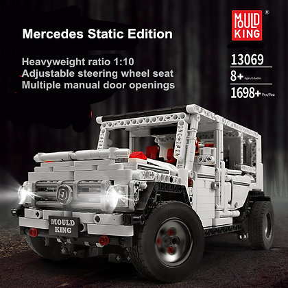 moc lego, moc-collection, mouldking, Super Racing Car