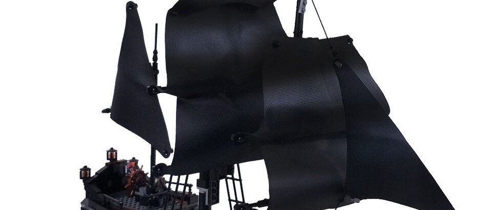 16006 Black Pearl Ship