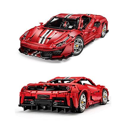 C61042 Ferrari Pista 488 Supercar Master Series Power Function