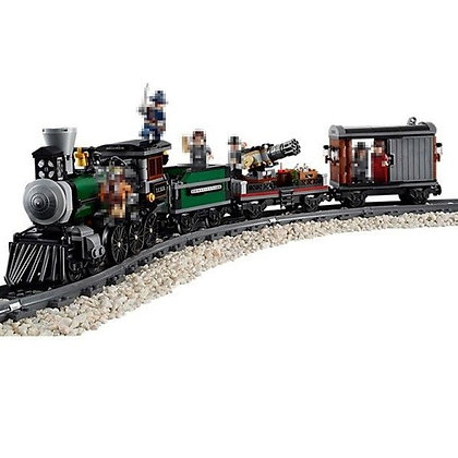 Creator Emerald Night Train 21005 Compatible LEGO 10194