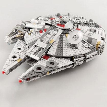 LEPIN Millennium Falcon compatible 75257