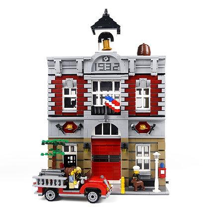 LEPIN 15004 Creator Fire Brigade