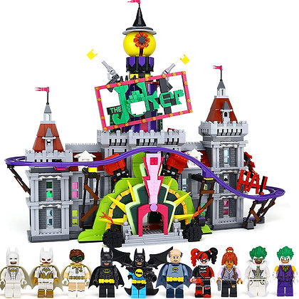 Compatible LEGO 70922