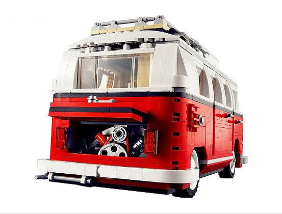 Creator T1 Camper Van my building blocks shop