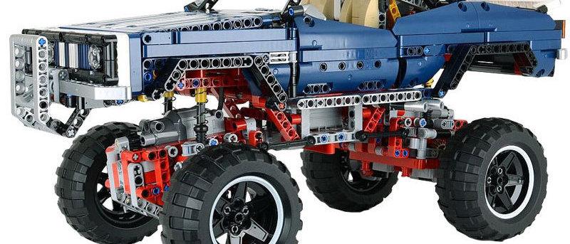 LEPIN 20011 Technic 4X4 Crawler Compatible LEGO 41999