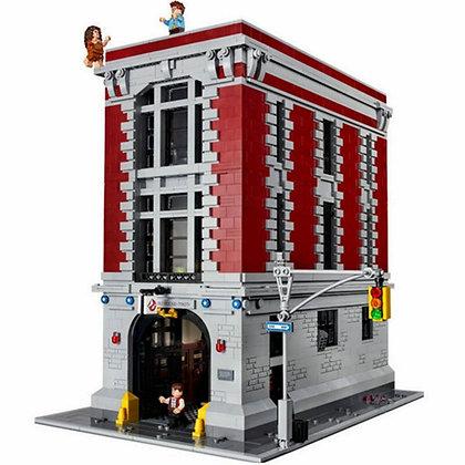 compatible LEGO 75827