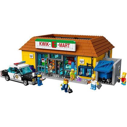 LEPIN 16004 The Simpsons Kwik-E-Mart compatible LEGO 71016