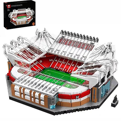 Old Trafford Manchester United Panda 10202 compatible LEGO 10272