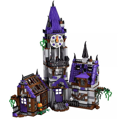 Scooby-Doo Mystery Mansion Bela 10432 compatible LEGO 75904